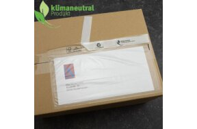 PACKING LIST 236mm X 131mm DIN LONG ECO